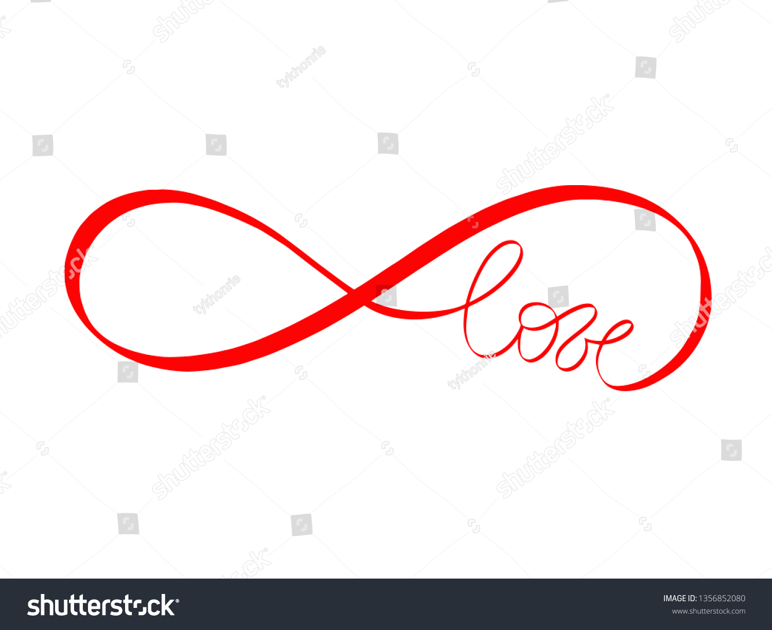 stock-vector-red-endless-love-infinity-a