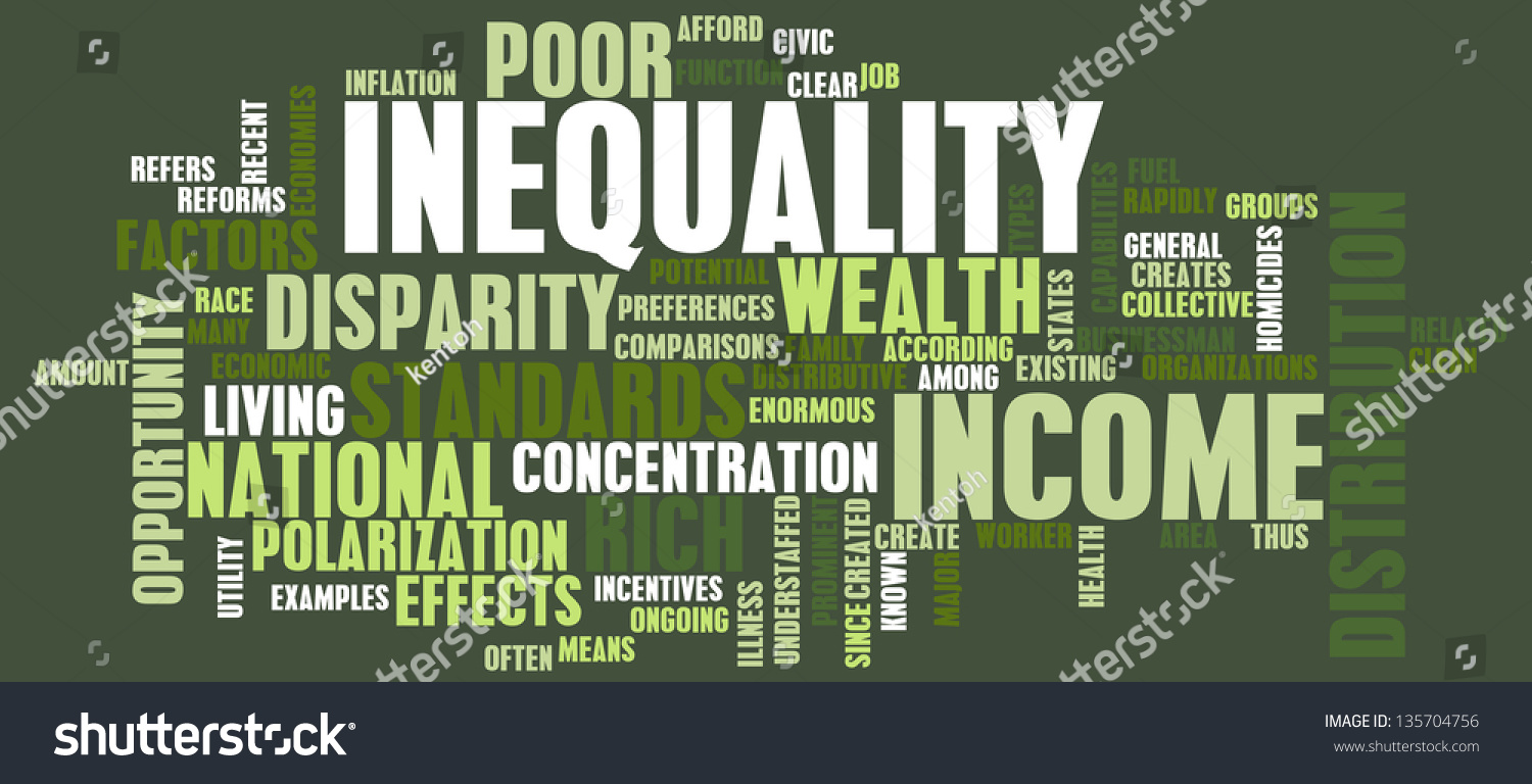 the distribution of income and wealth John rawls: john rawls it requires that any unequal distribution of wealth and income be such that those who are worst off are better off than they would be under.