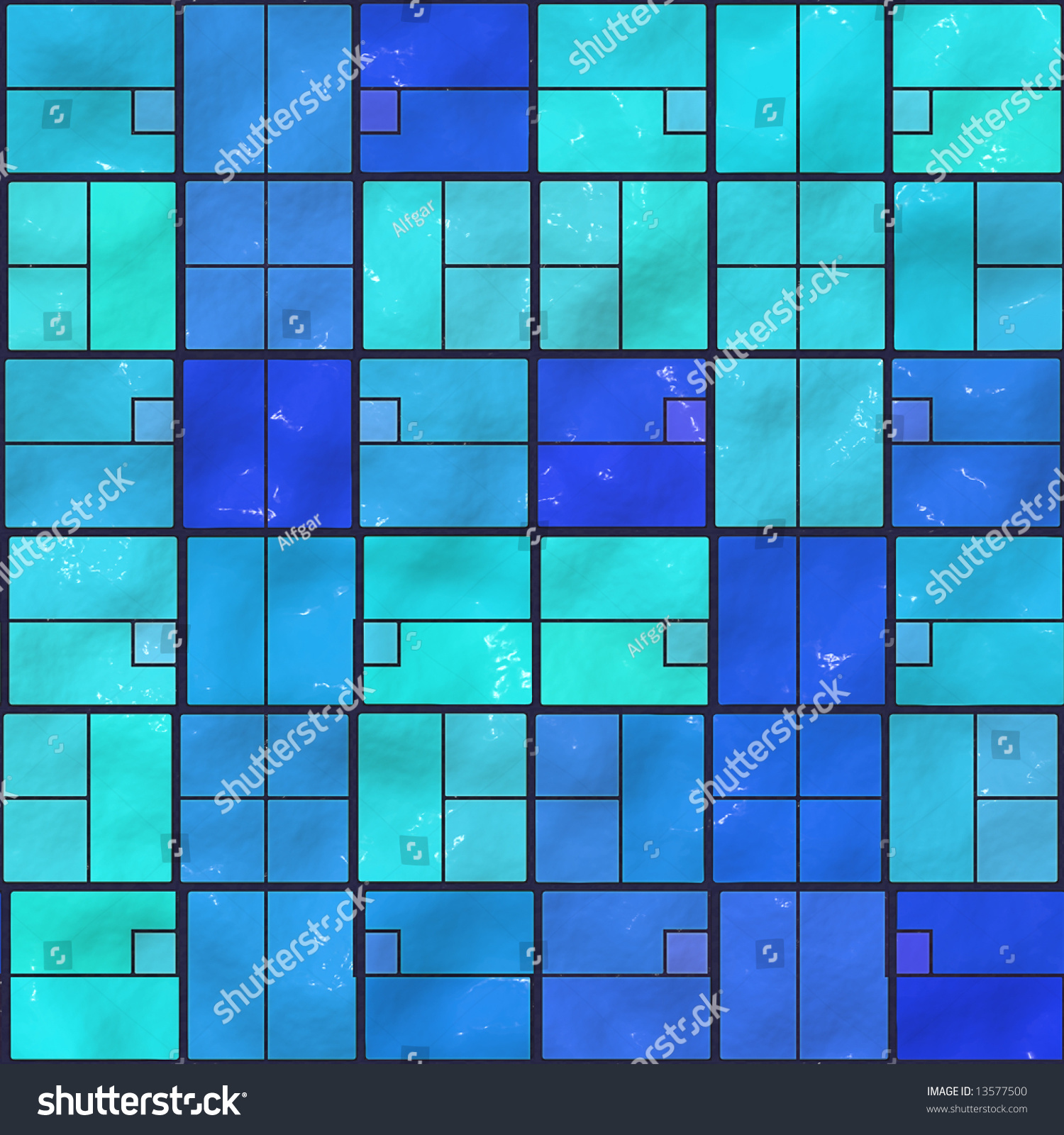 Blue modern swimming pool ceramic tile stock illustration 13577500 blue modern swimming pool ceramic tile mosaic seamless texture doublecrazyfo Image collections