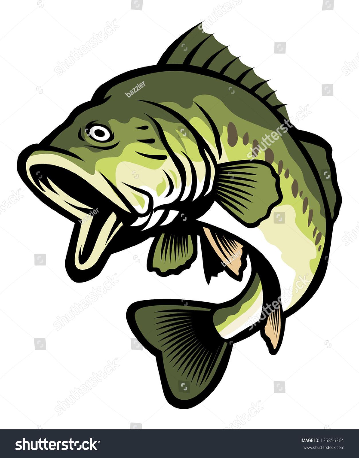 Freshwater fish clipart - Freshwater Fish