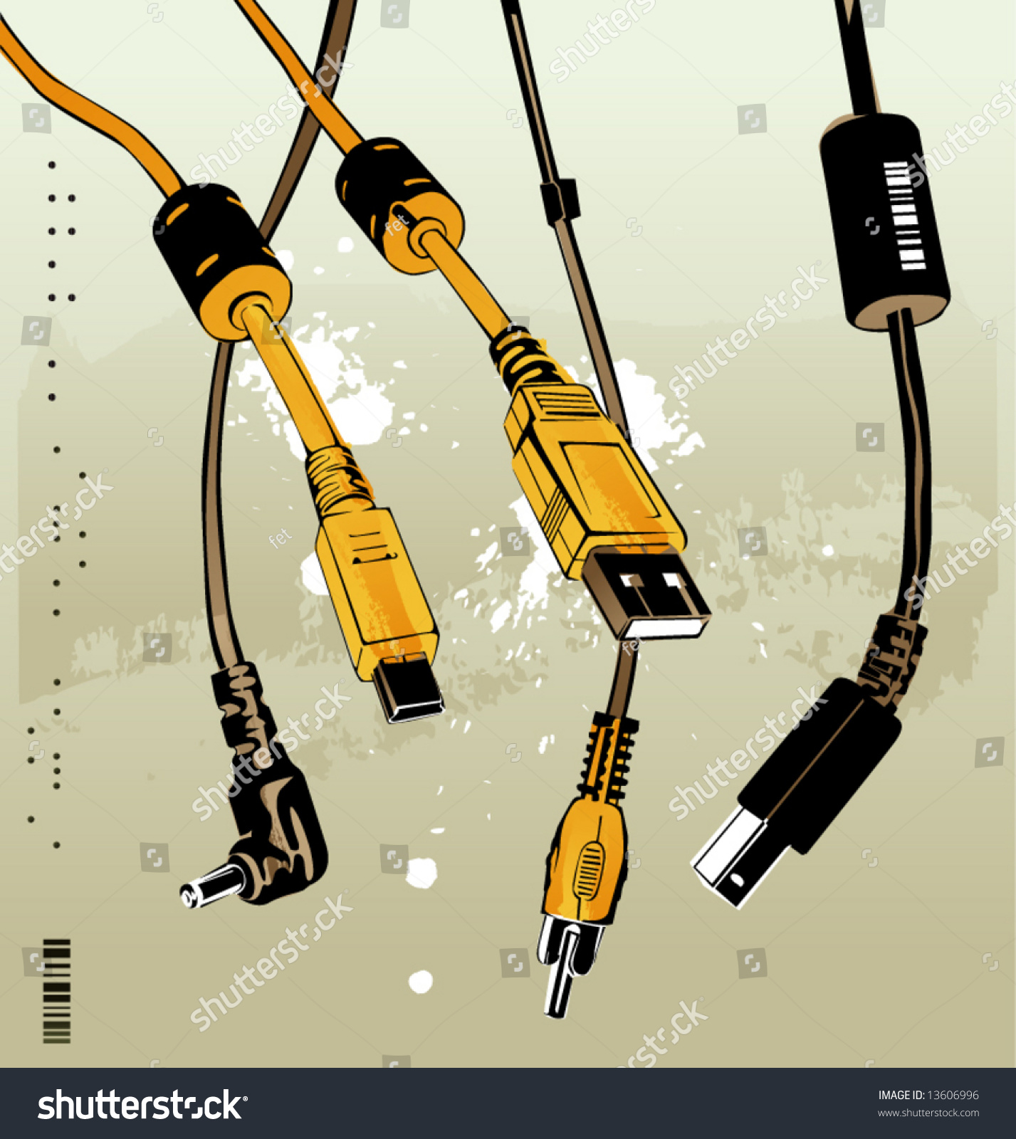 Fantastic Different Types Of Wires And Cables Photos - Electrical ...
