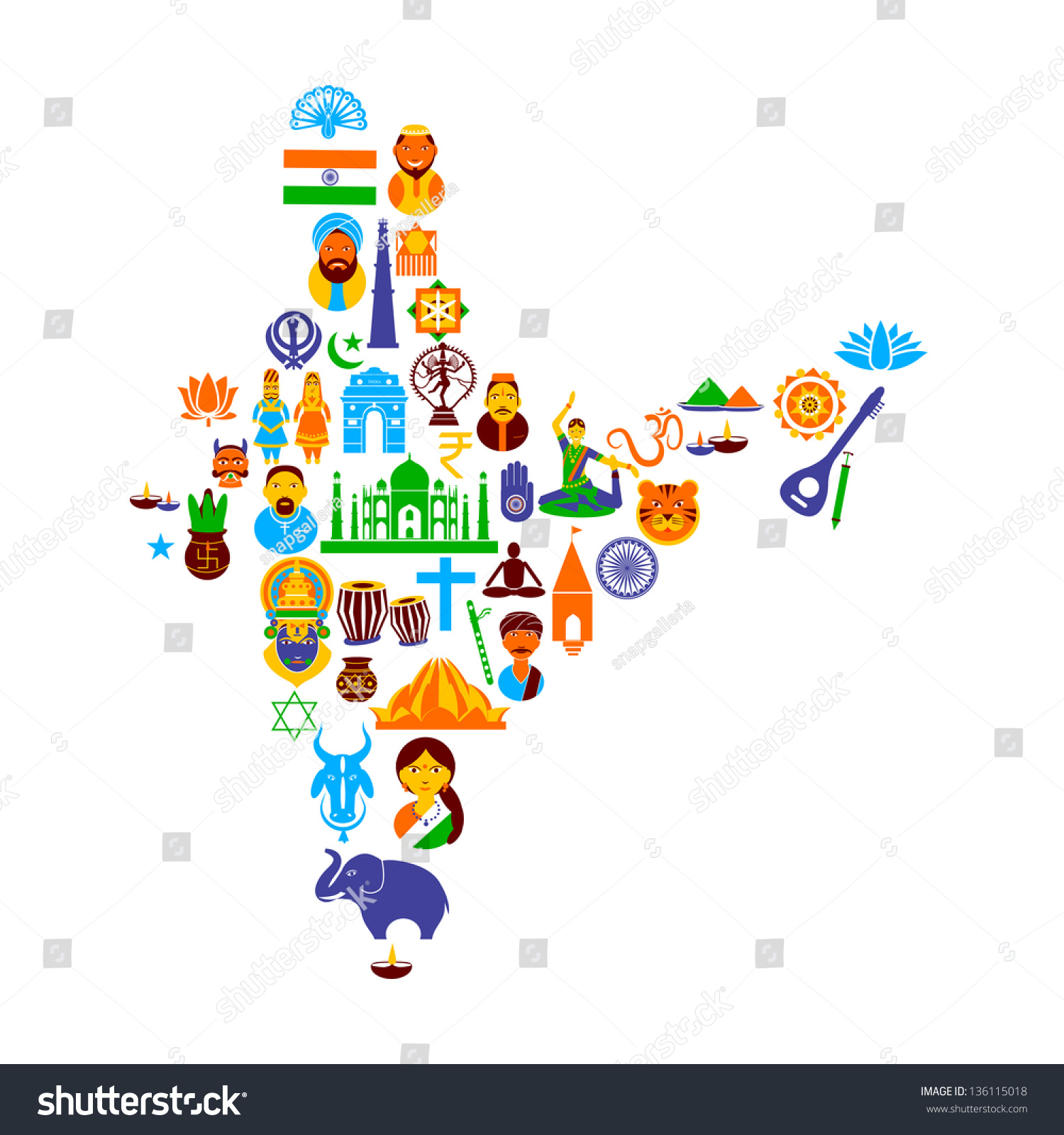 18 with India Map With Symbols on India Map With Symbols also The Most Beautiful And Famous Trees On Earth moreover Kenya further Anthony Kiedis Haidi Thunderbird Native American Back Tattoo moreover Himalayan Maidenhair Fern.