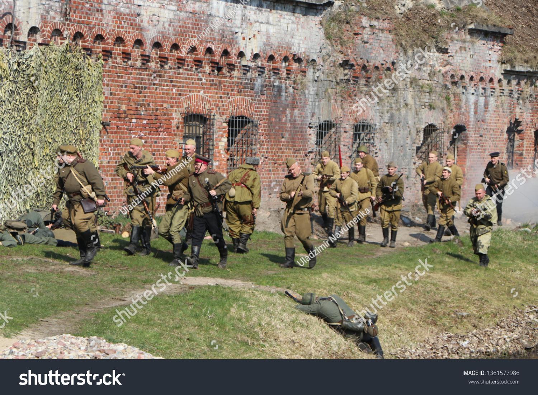 Konigsbergkaliningradrussia04062019reconstruction Assault Battle