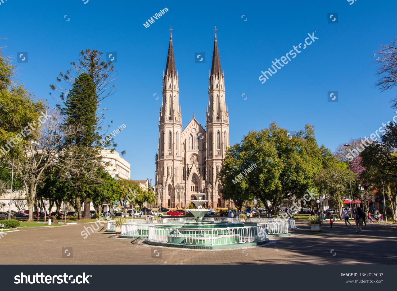 Santa Cruz do Sul Rio Grande do Sul fonte: image.shutterstock.com