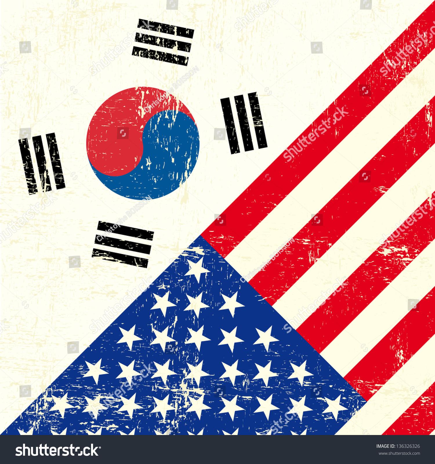 relationship between america and korea