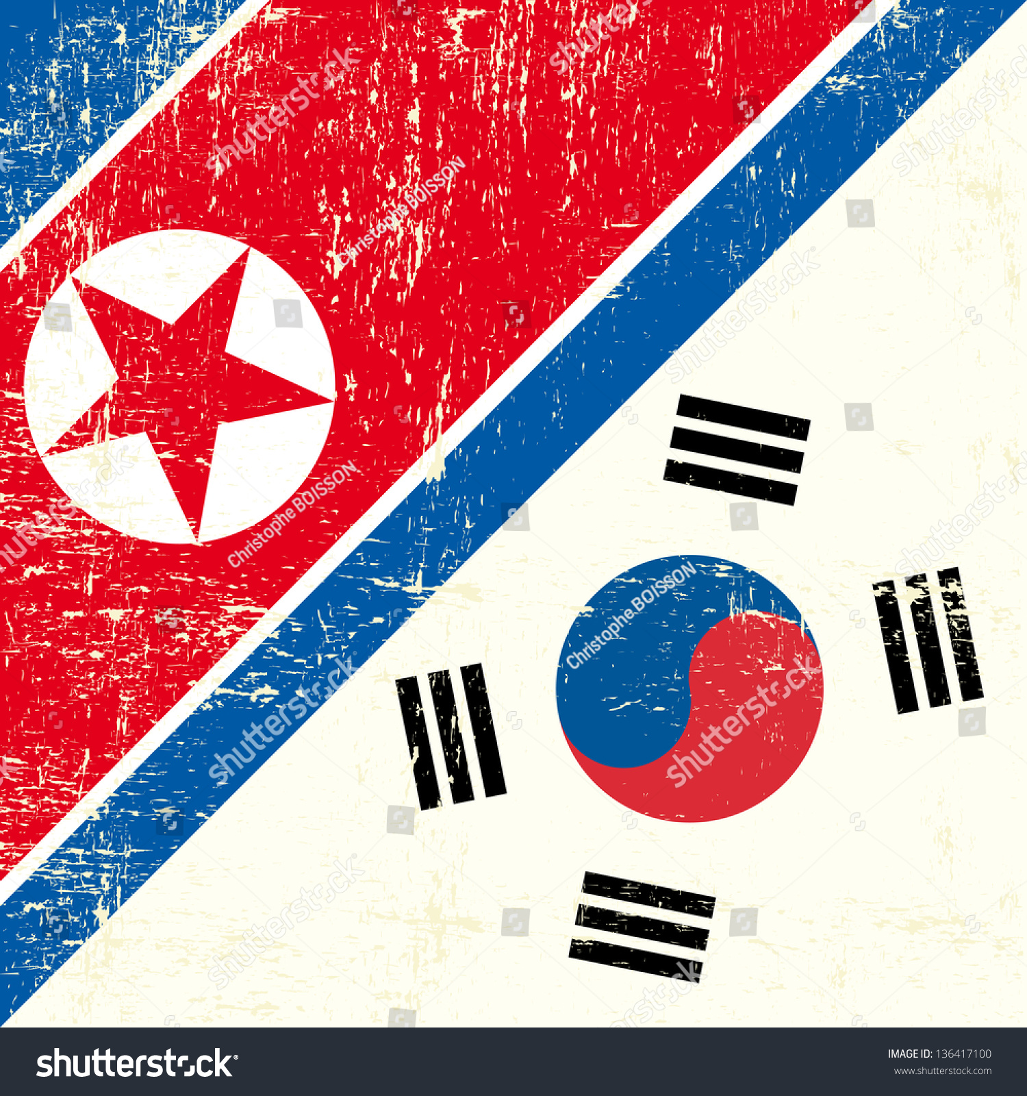 the relationship between north and south korea