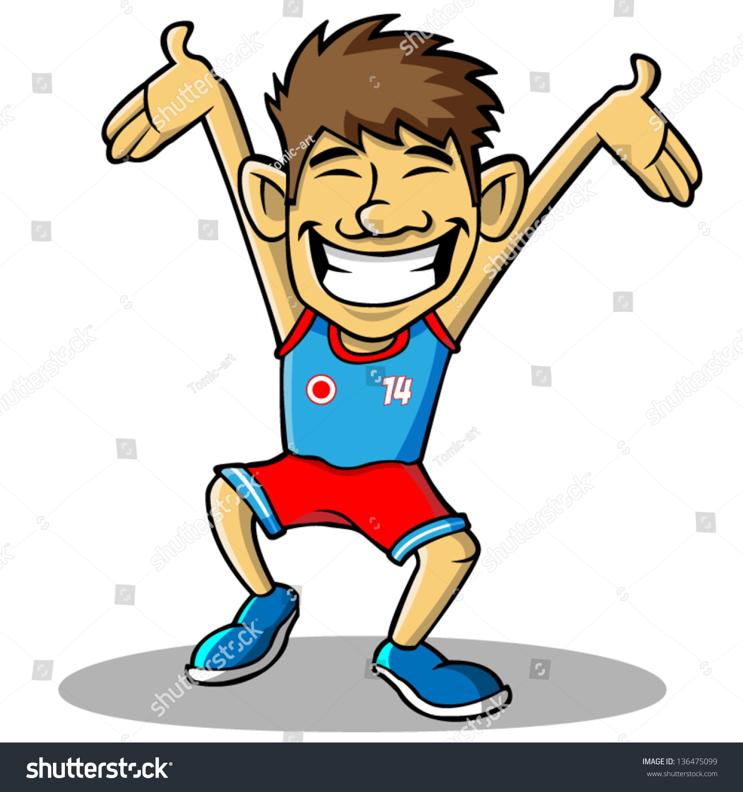 free clipart sports man - photo #7