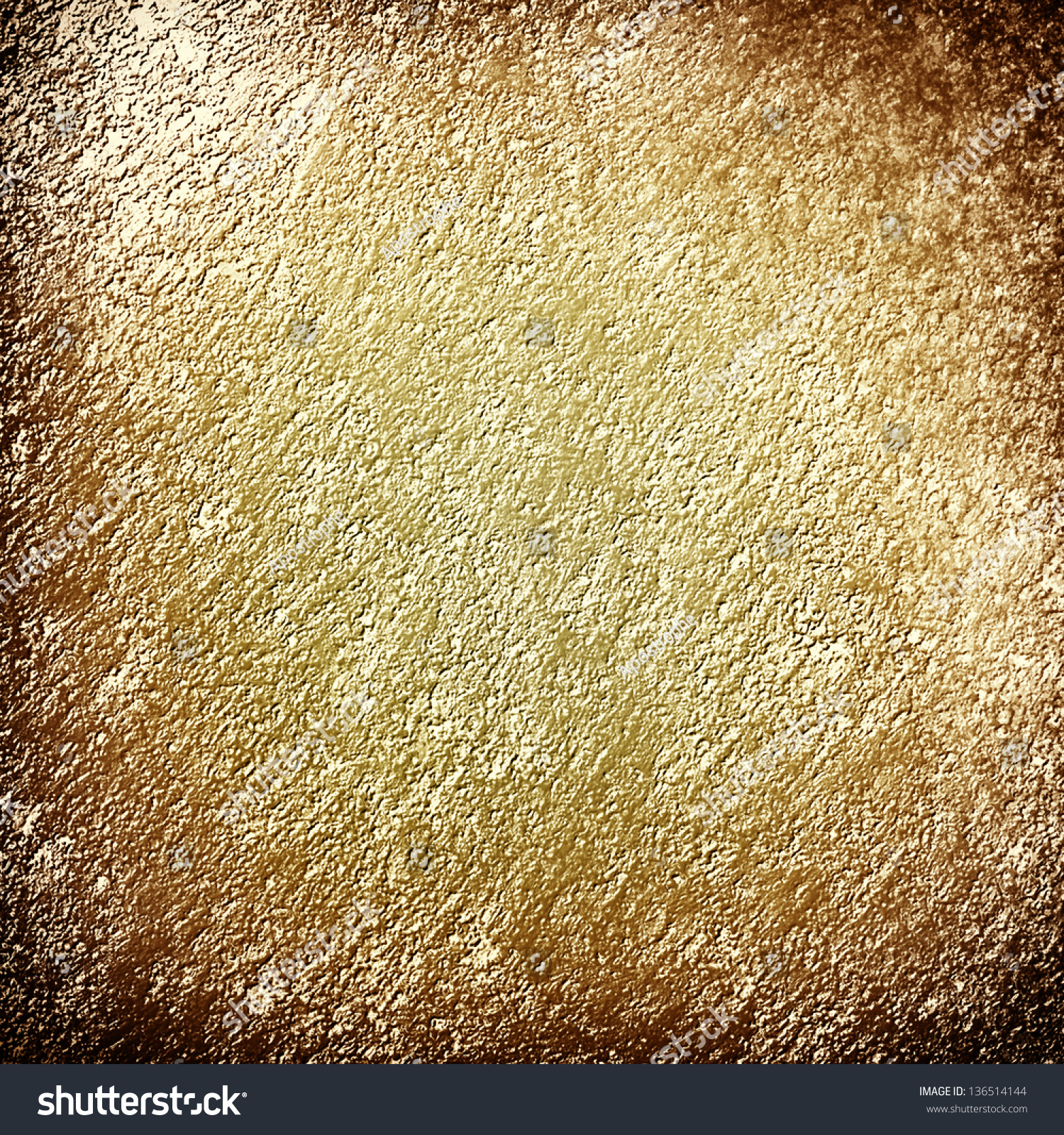 Abstract Brown Background Tan Beige White Stock