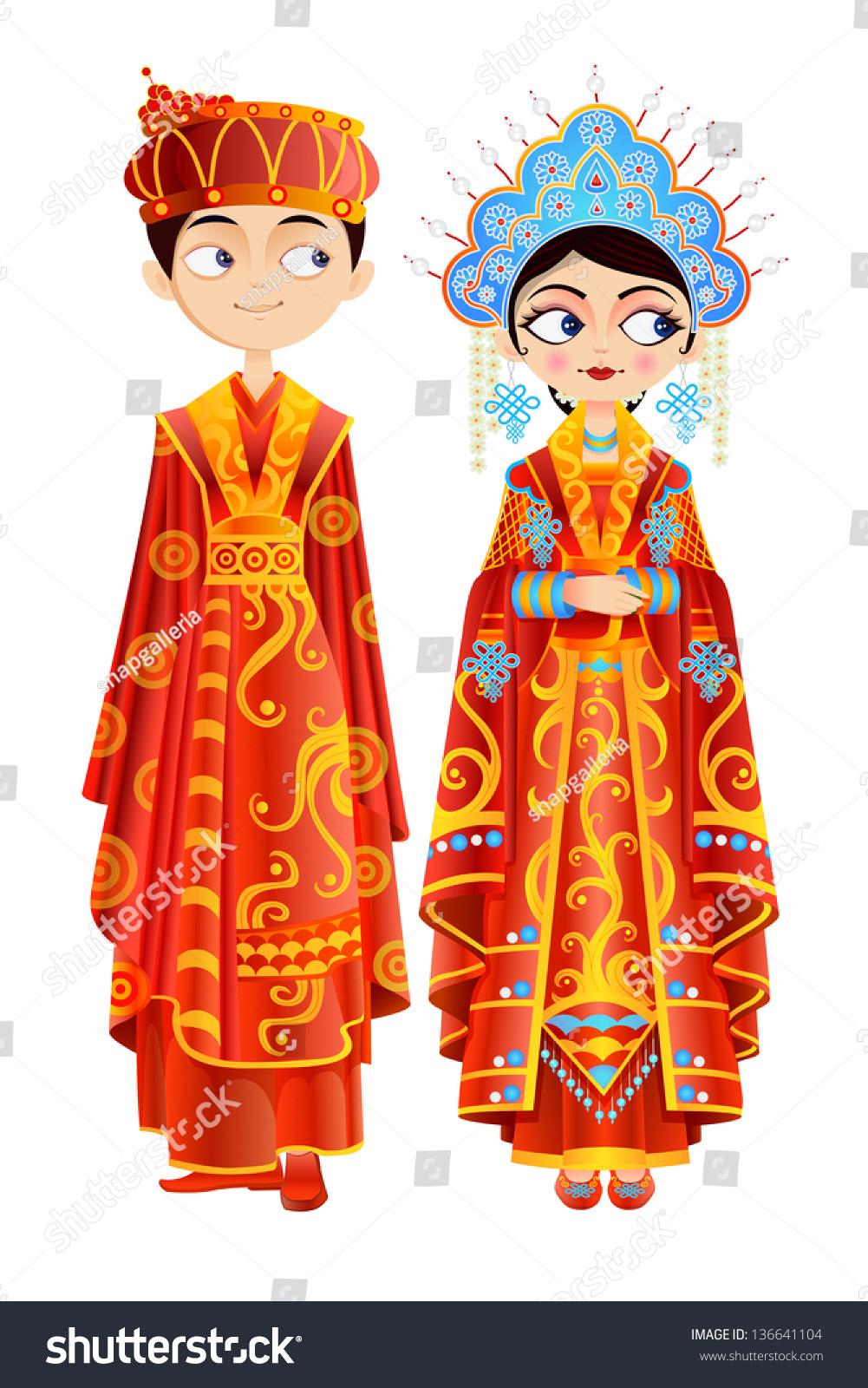 bengali bride clip art � cliparts