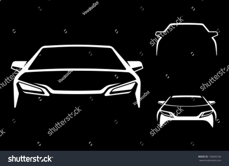 Car Silhouette Ez Canvas