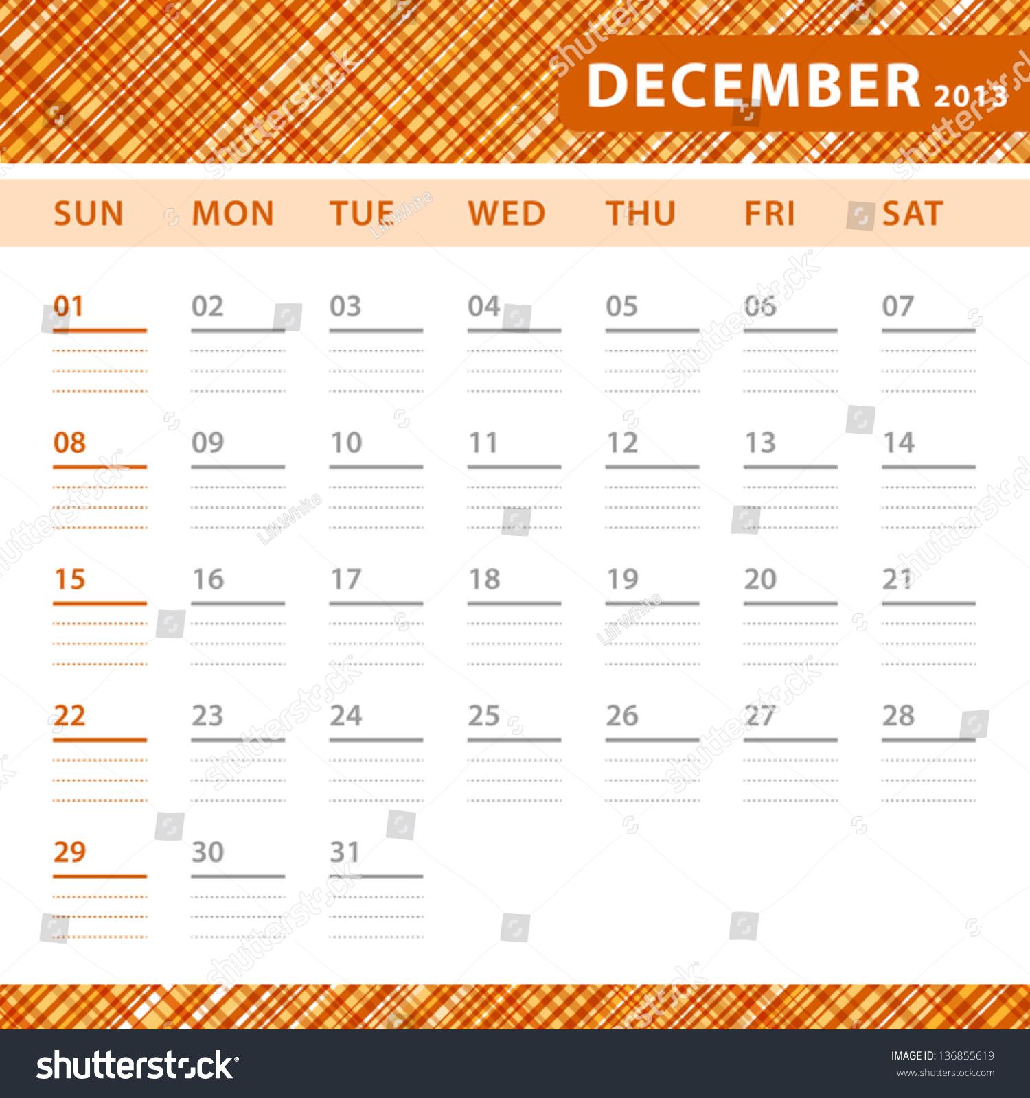 December 2013 Calendar Background december 2013 stock photos, images ...