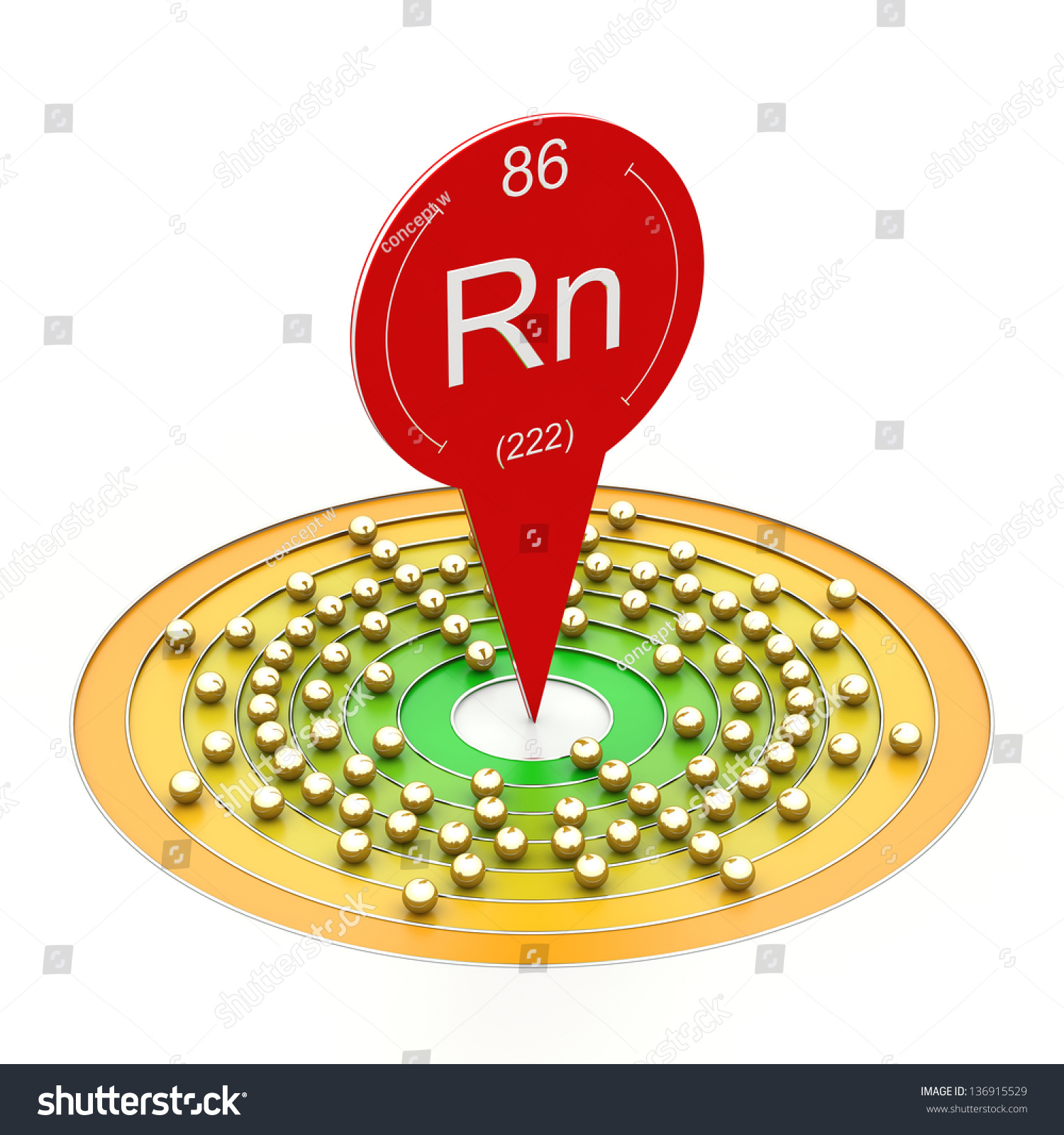 Periodic table radon gallery periodic table images rn element periodic table image collections periodic table images radon element periodic table electron configuration stock gamestrikefo Image collections
