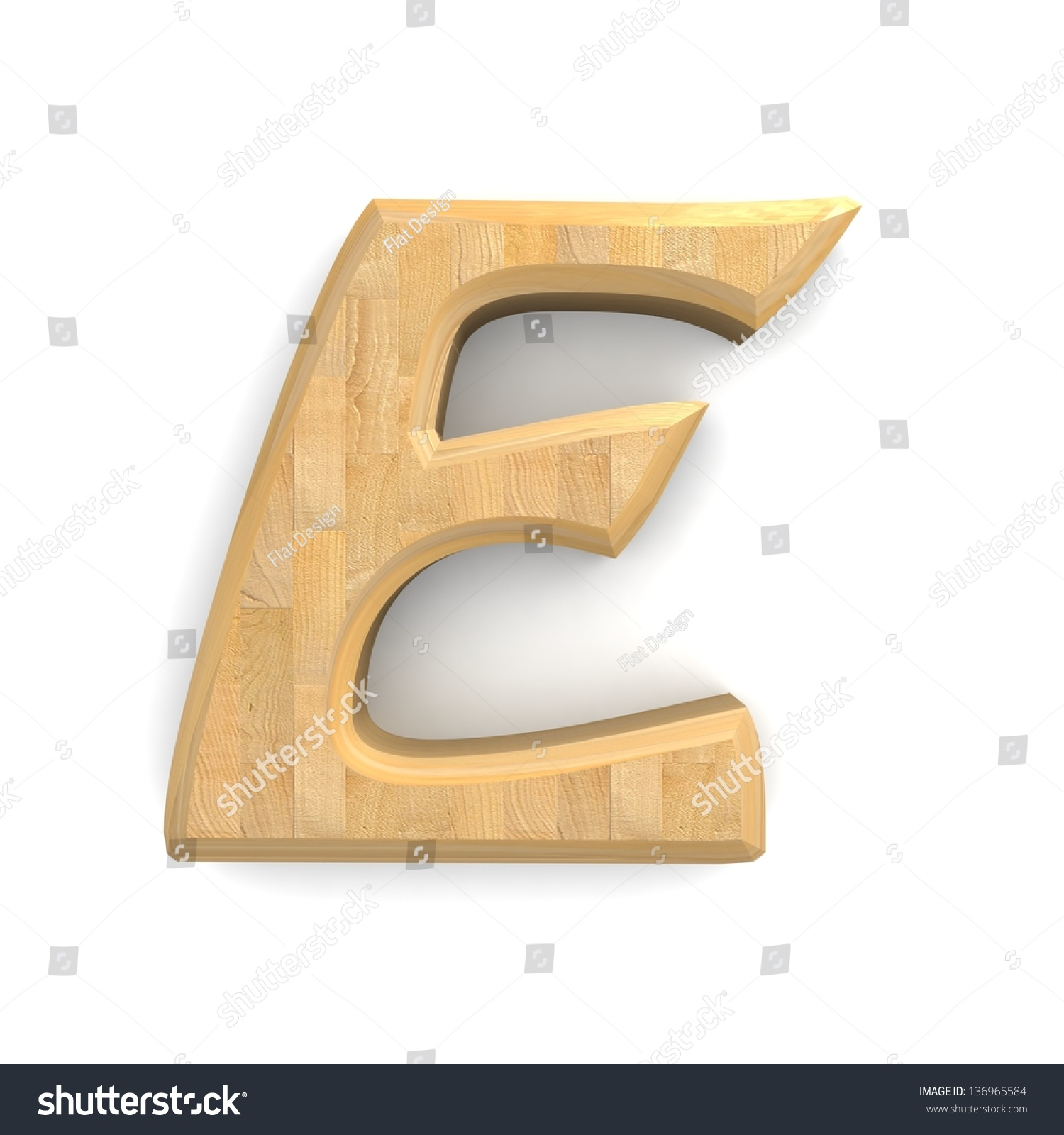 3d wooden letter e one letter of wooden alphabet for 3d wooden alphabet letters