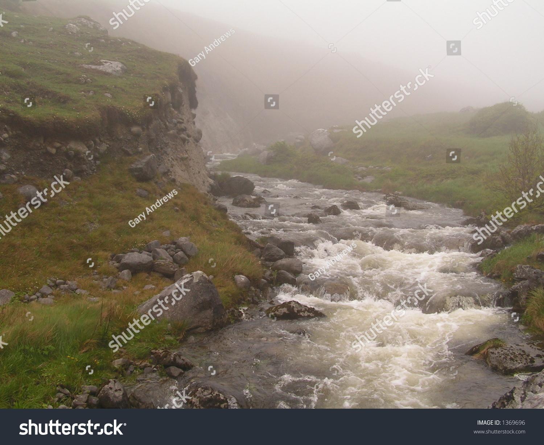 the mist stream