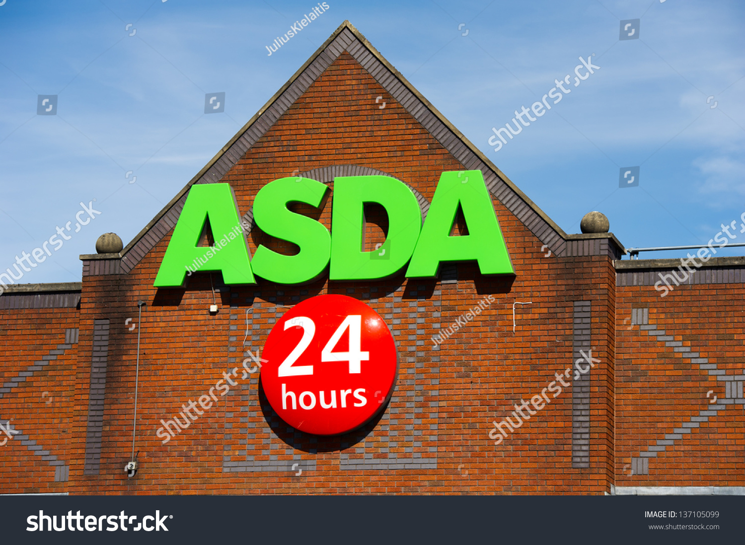 Manchestermay 2 asda store on may stock photo 137105099 - Asda stores ltd head office ...
