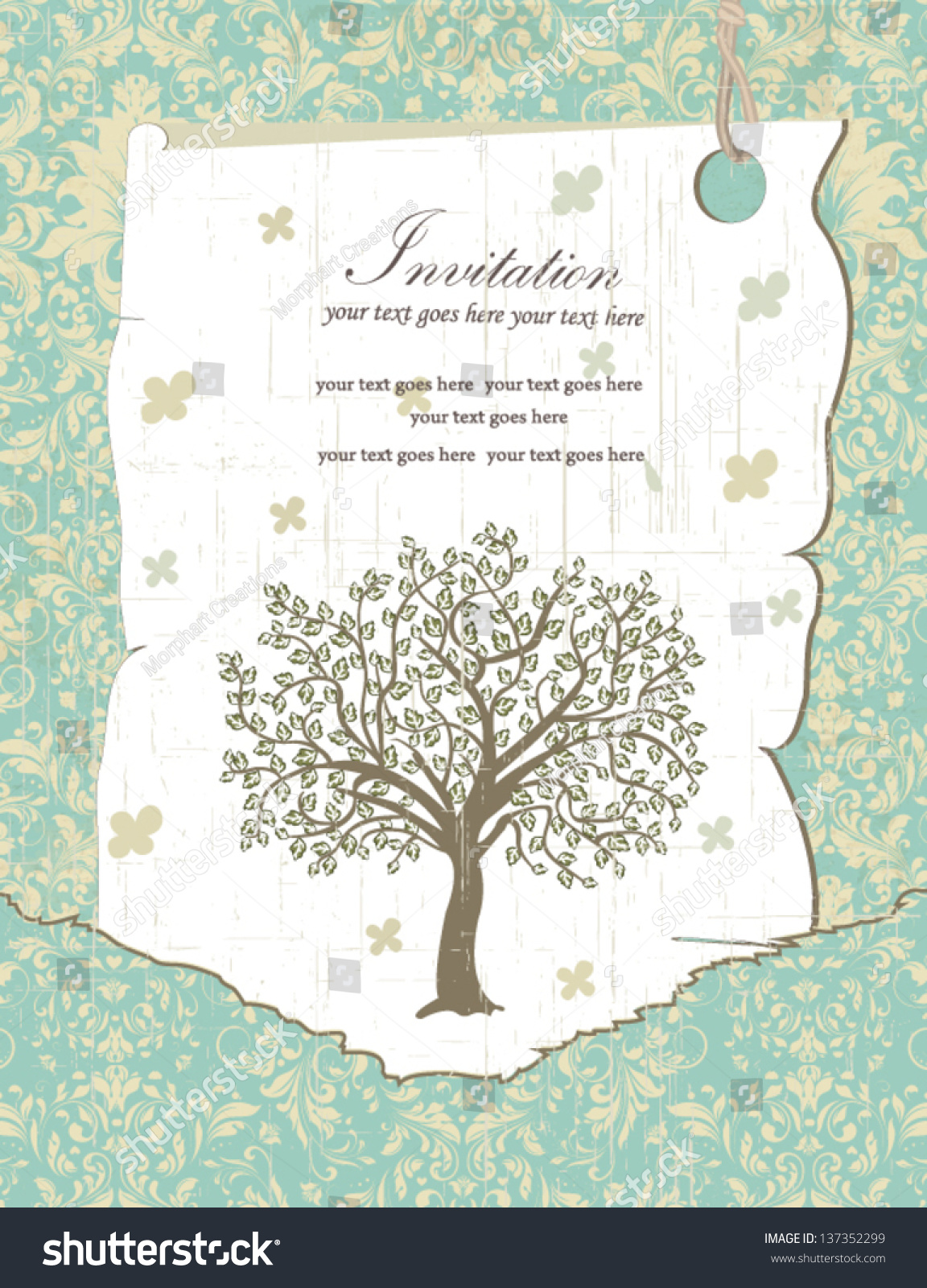 Family Reunion Invitation Sample – Family Reunion Invitation