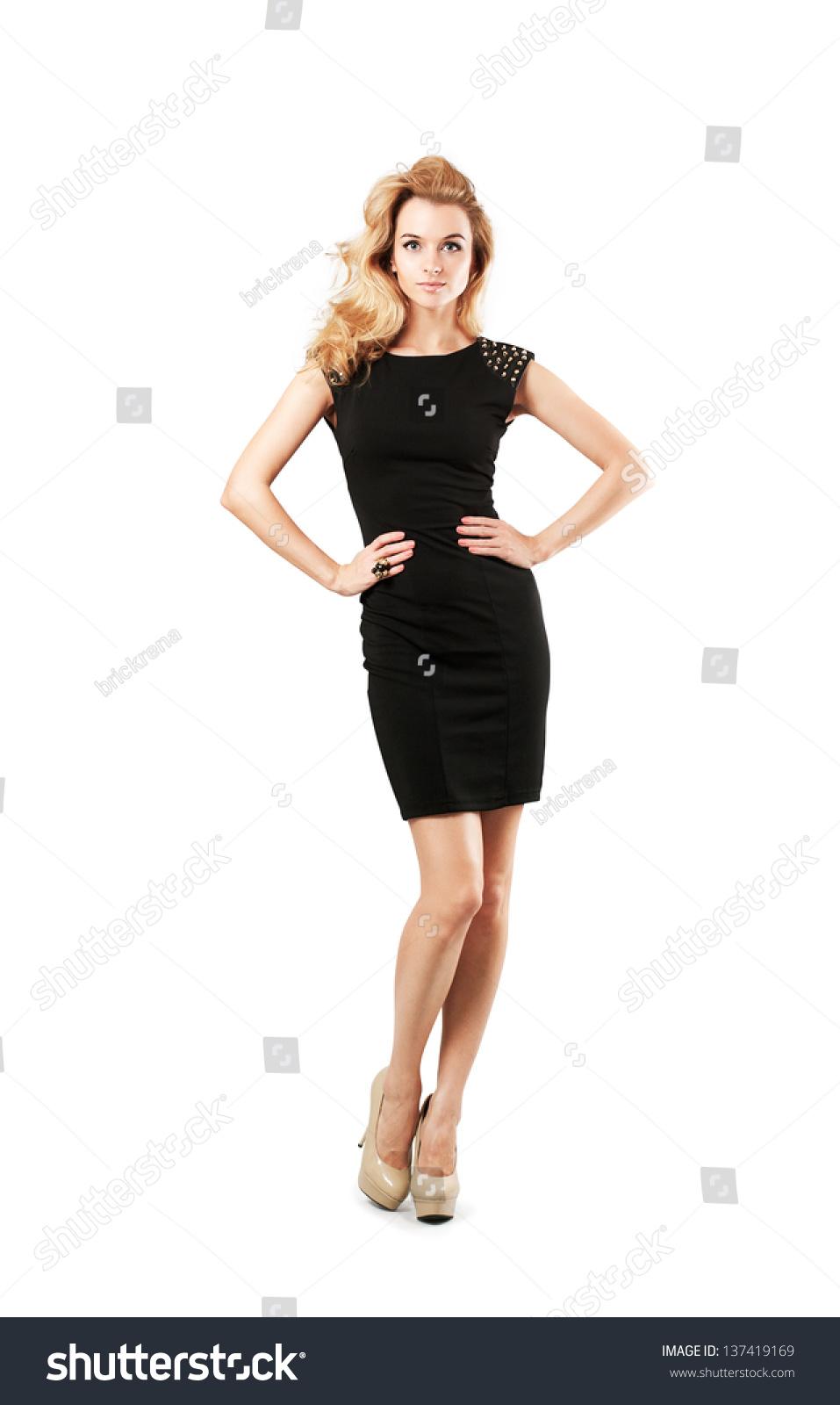 won't Busty blonde milf black lingerie partner should funny,loving,has