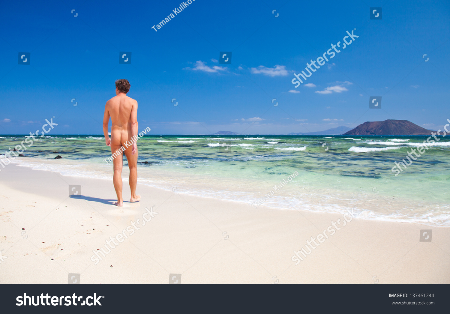 Gay male corralejo beach