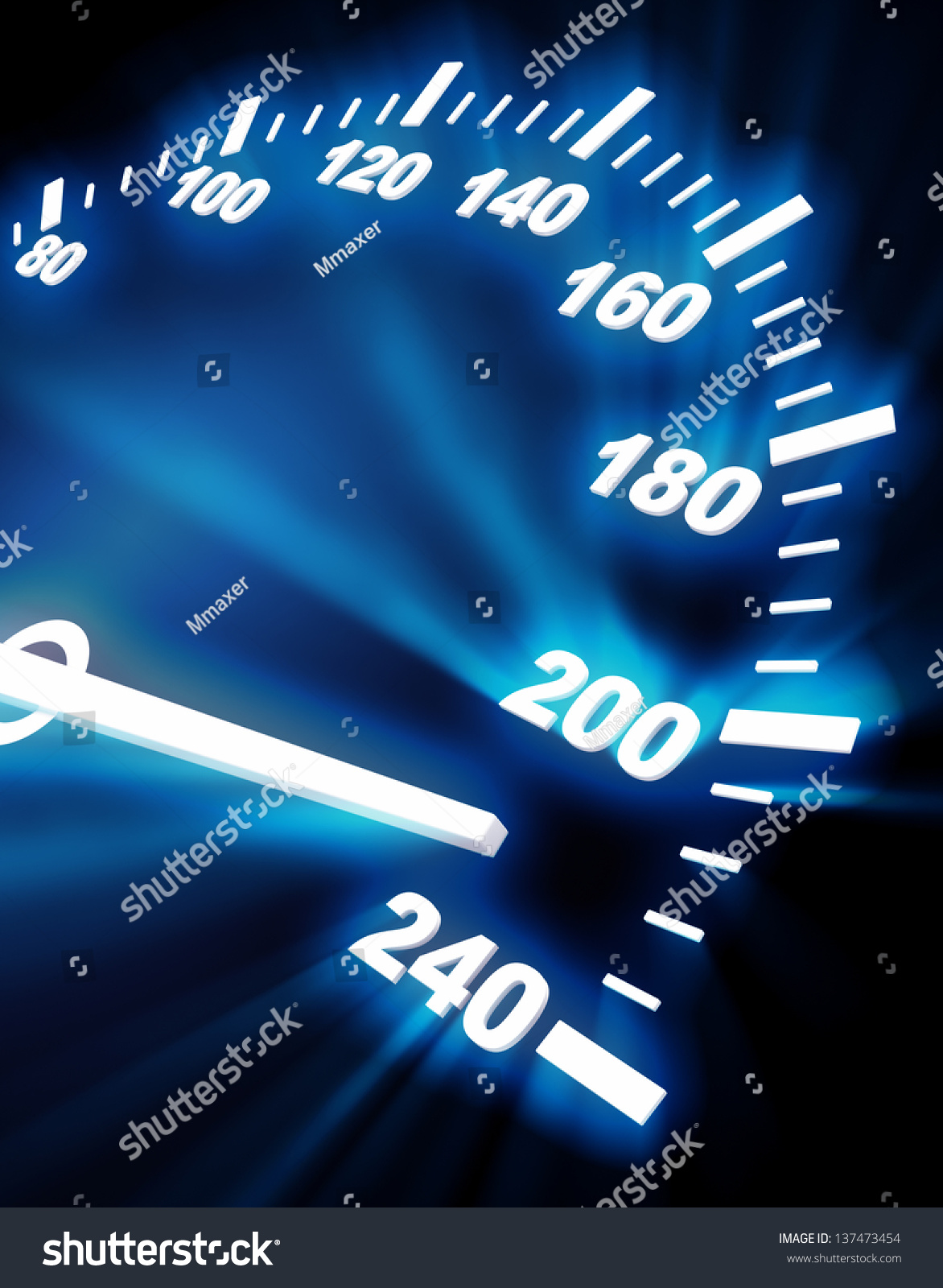 Speedometer Wallpaper
