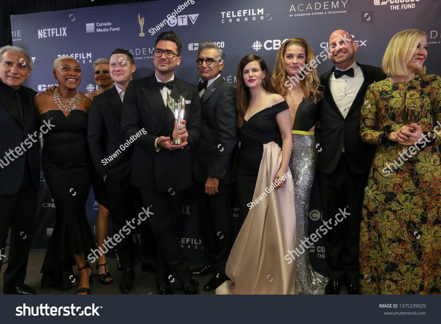 Toronto Canada March 31 2019 Cast The Arts Stock Image 1375239029