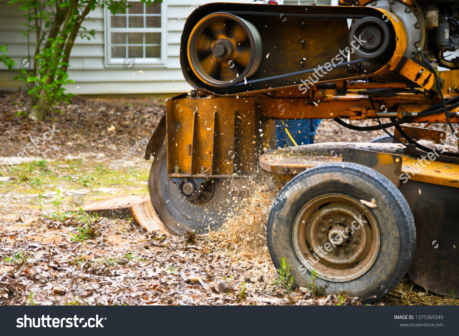 stock-photo-a-stump-grinding-machine-rem