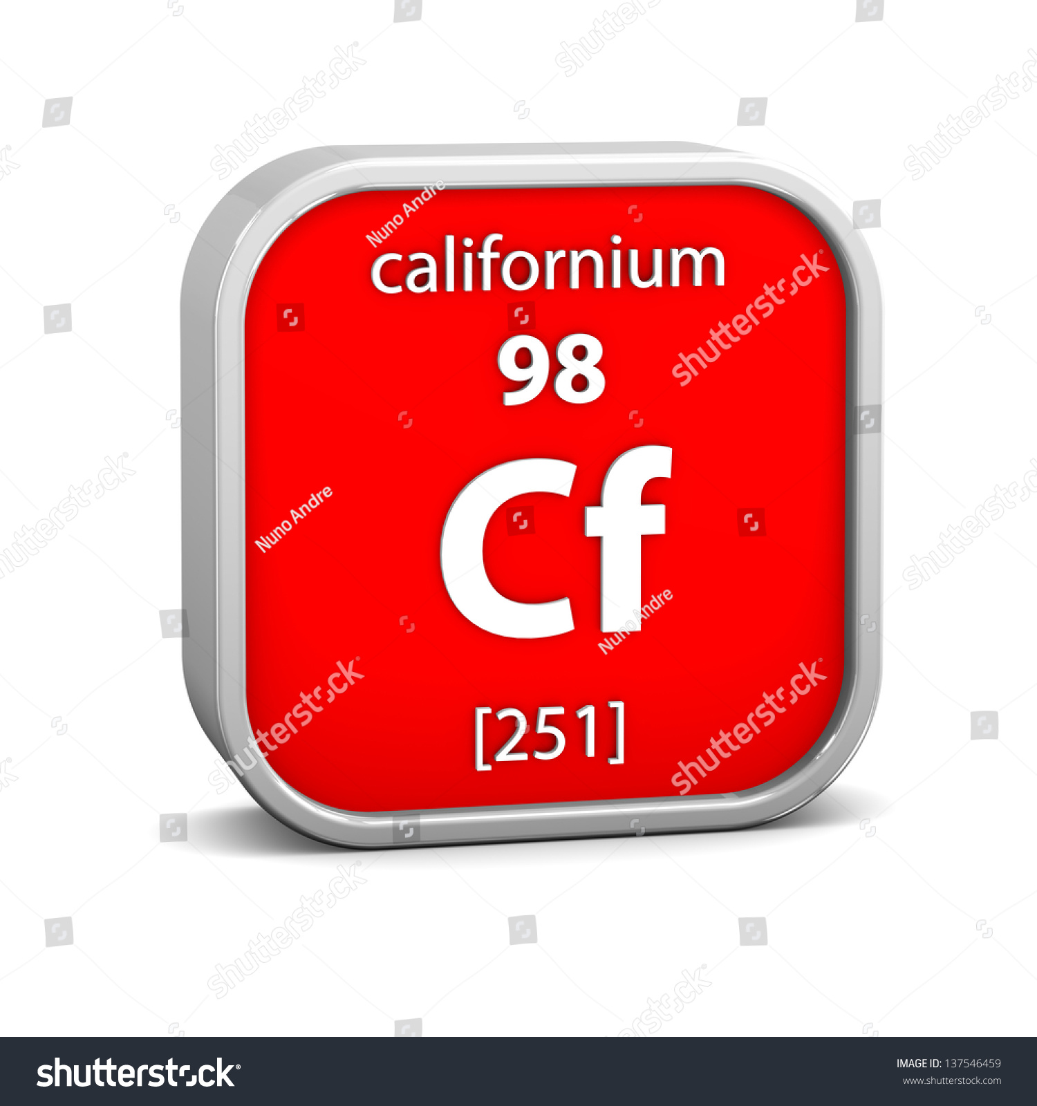 Californium material on periodic table part stock illustration californium material on the periodic table part of a series gamestrikefo Images