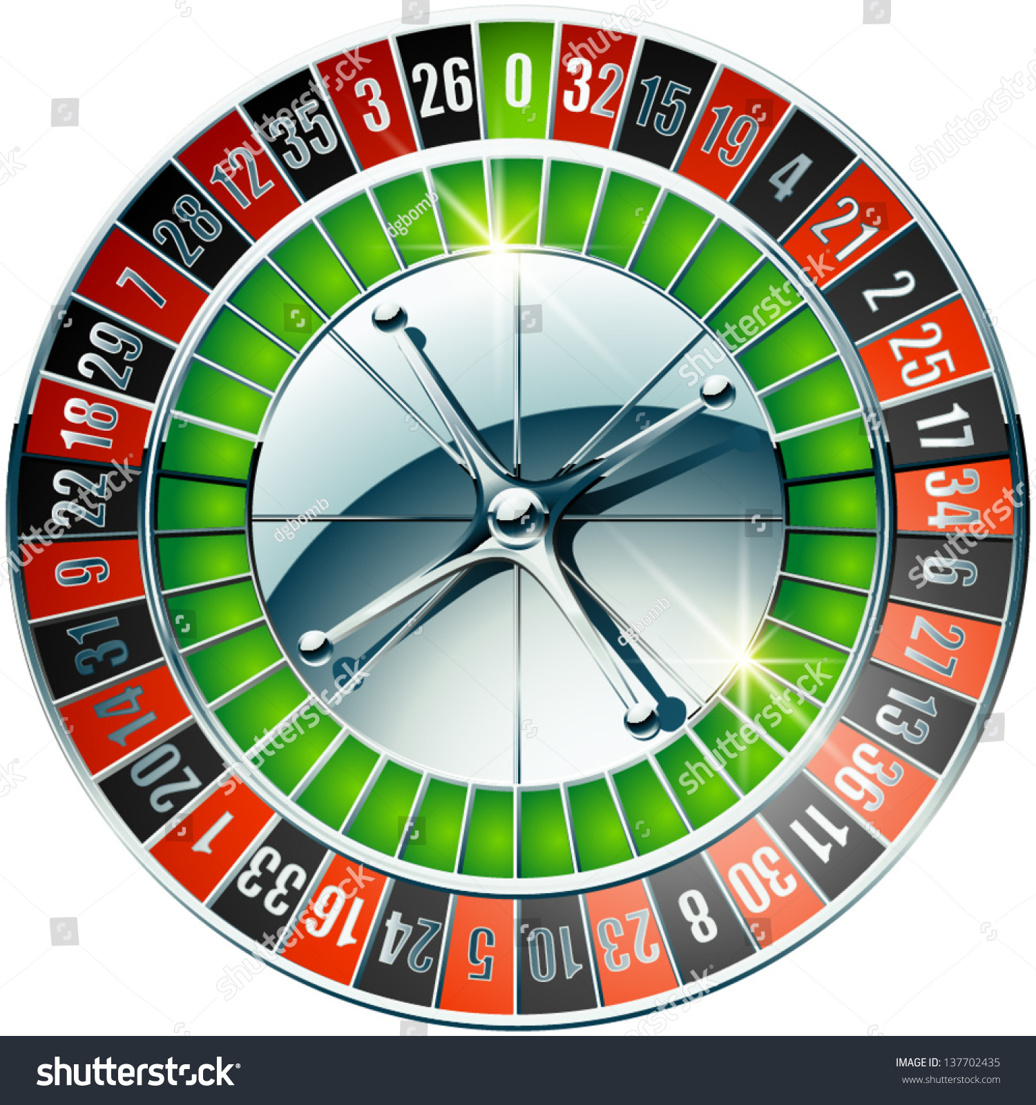 what size roulette wheel do casinos use