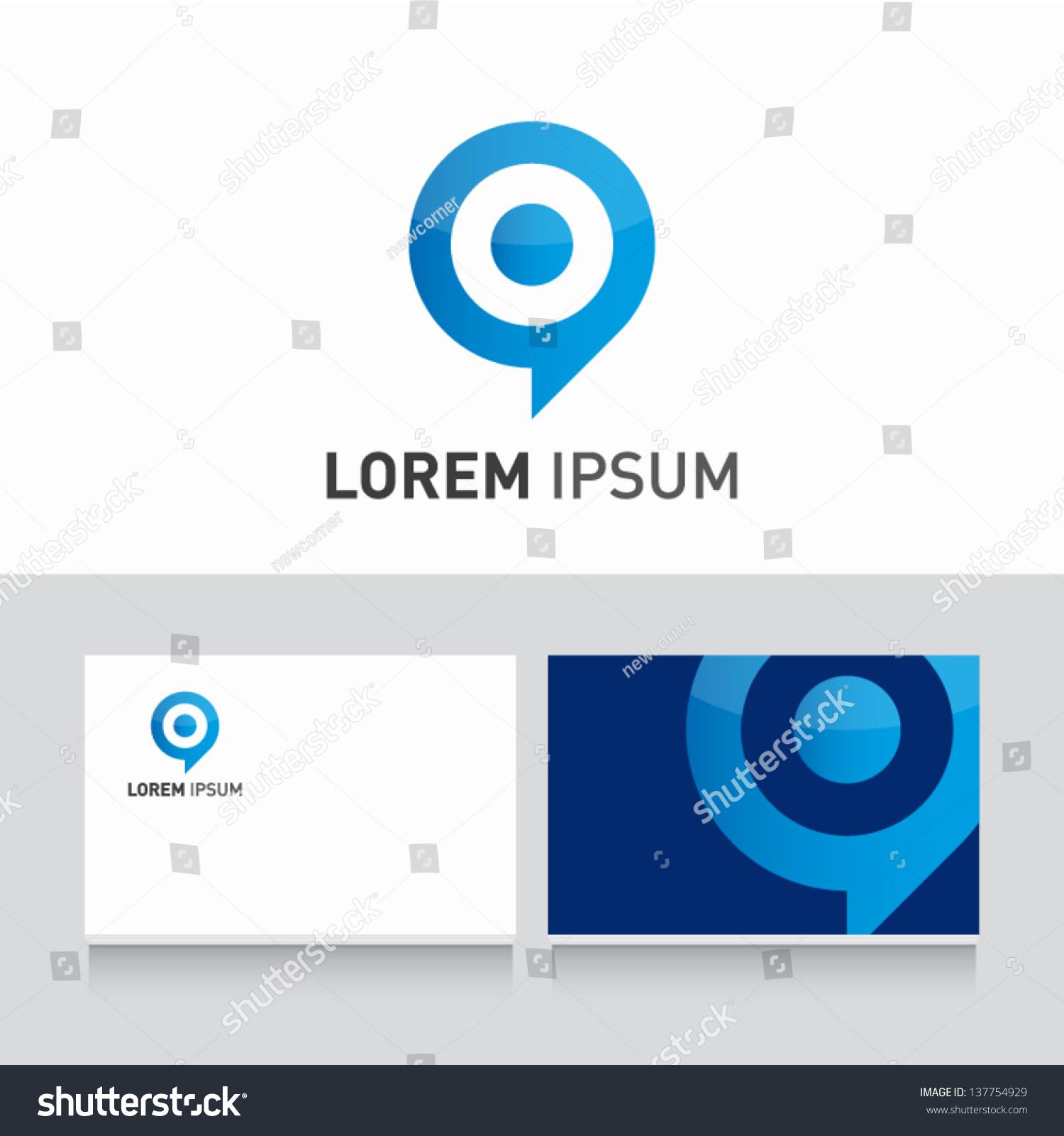 Tar Bubble Icon Vector Design Elements Stock Vector