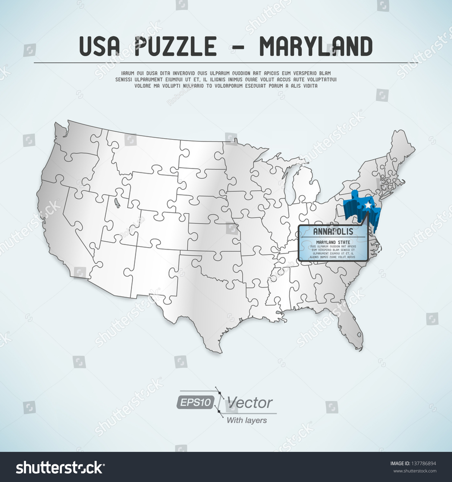 Maryland State Map The Desire Map - Us map maryland