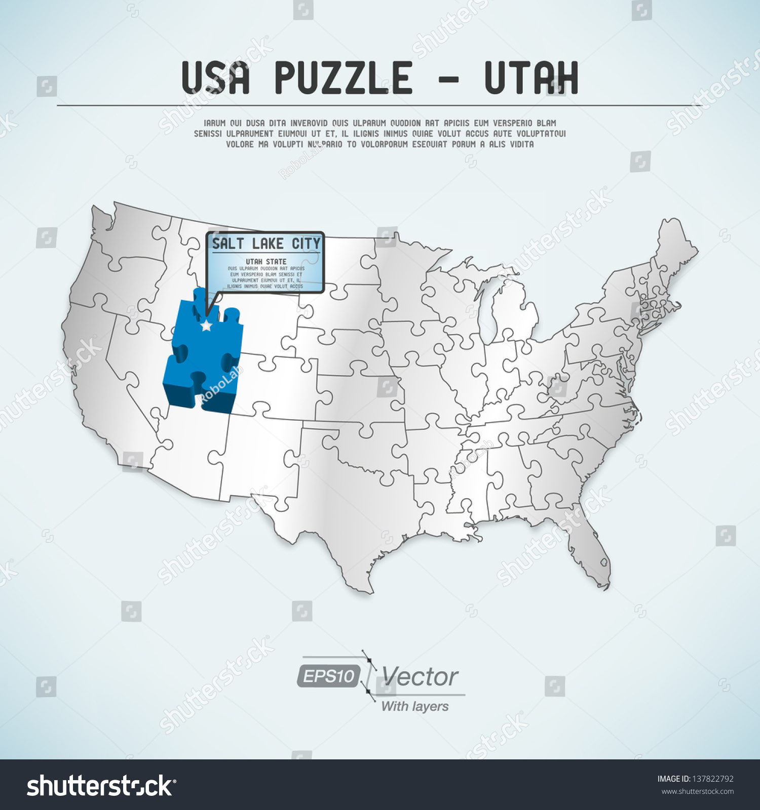 Reference Map Of Utah USA Nations Online Project Map Usa Utah Map - Usa map utah