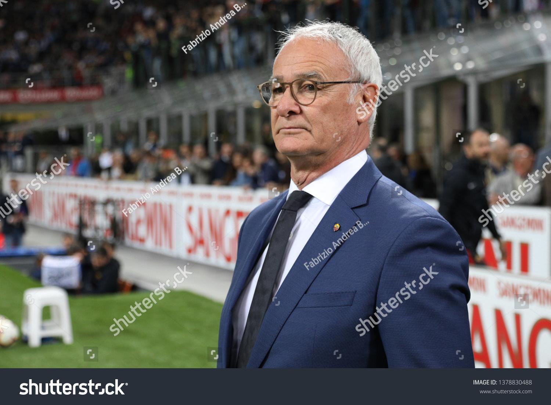 Italy Milan April 20 2019 Ranieri Stock Photo (Edit Now) 1378830488
