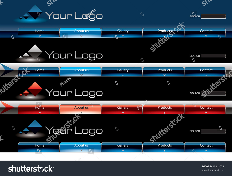 bars template