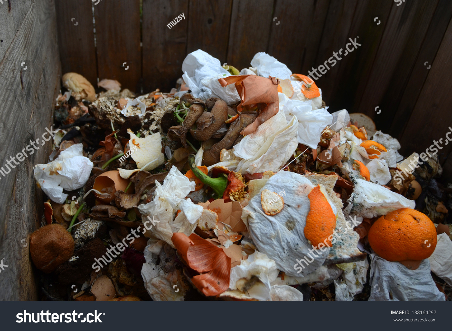 close backyard composter stock photo 138164297 shutterstock