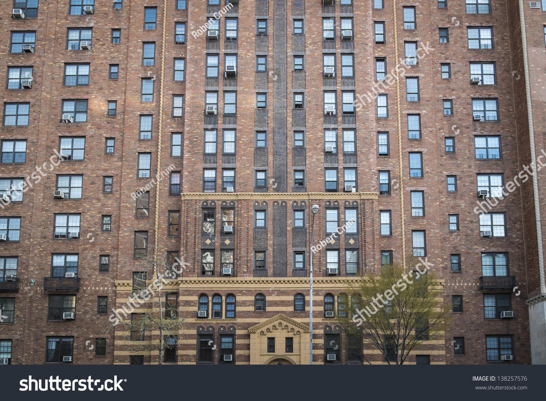 Apartment building greenwich village manhattan new stock for Nyc greenwich village apartments