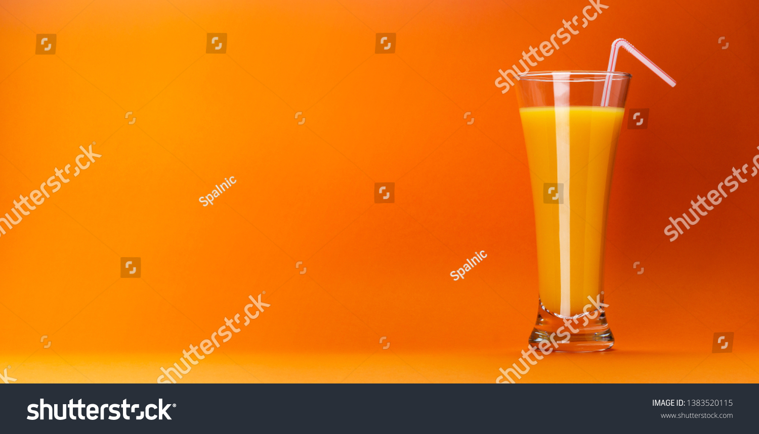 Glass Orange Juice Isolated On Colour Stock Photo Edit Now 1383520115,What Colour Is Orange And Blue