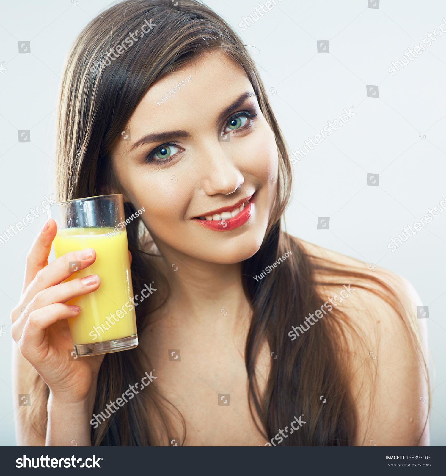 model Adult drink