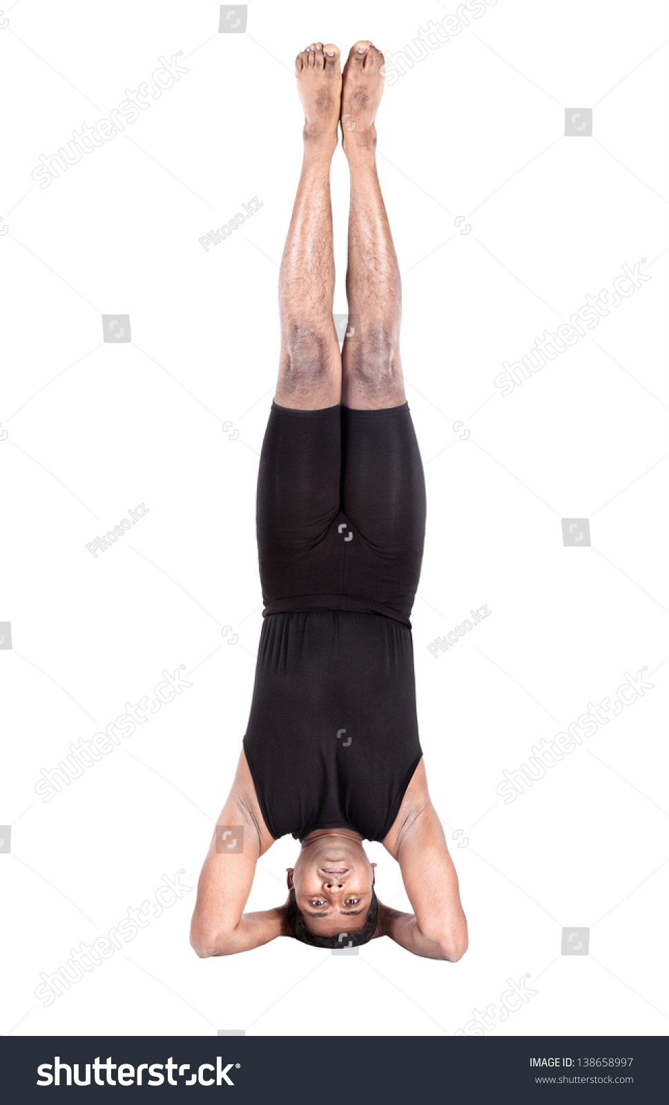 indian headstand