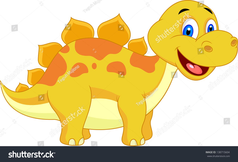 Uncategorized Cute Stegosaurus cute stegosaurus cartoon stock illustration 138715604 shutterstock cartoon