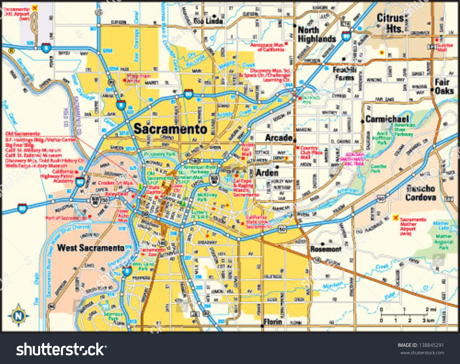 show me a map of oklahoma with Sacramento California Area Map 138845291 on Us Skylines South Central also Candelabra Wedding Rental Equipment further Photos Massive Alligator Snapping Turtle Reportedly Caught Alabama together with Content furthermore ghosttowngallery.