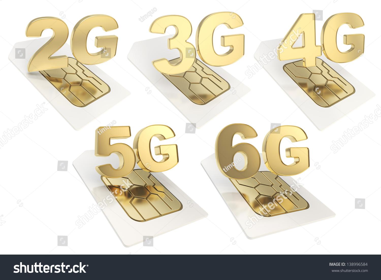 2g 3g 4g 5g pdf