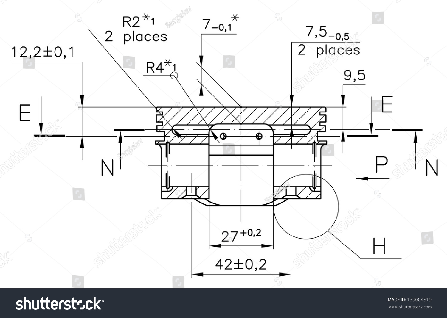 Design Drawings Nonexistent Internal Combustion Engine Stock R2 Diagram Of Piston Clipping Path