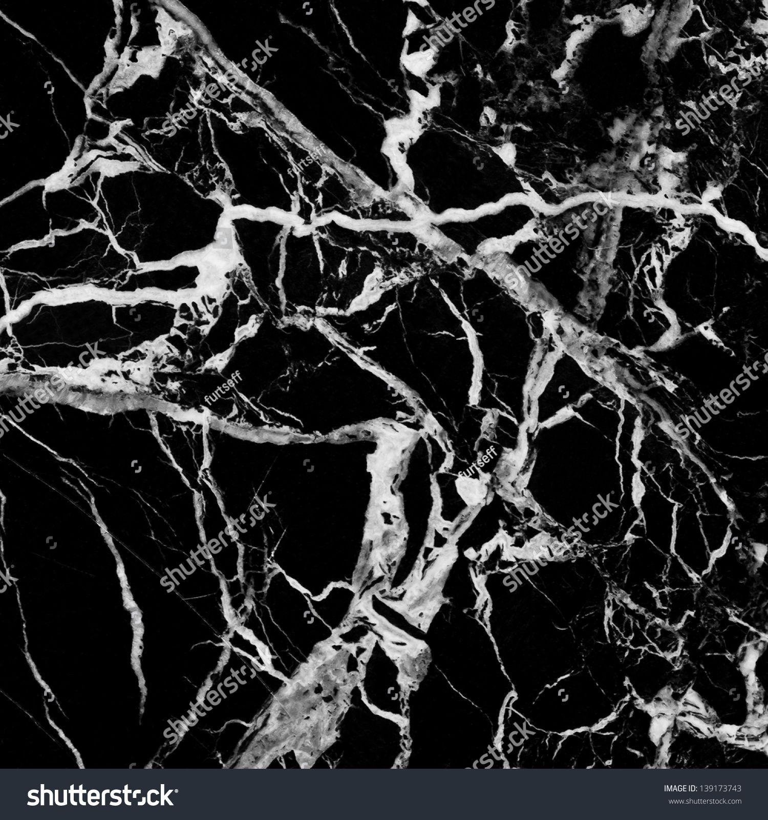 Background marble black white stock photo 139173743 for White and black marble