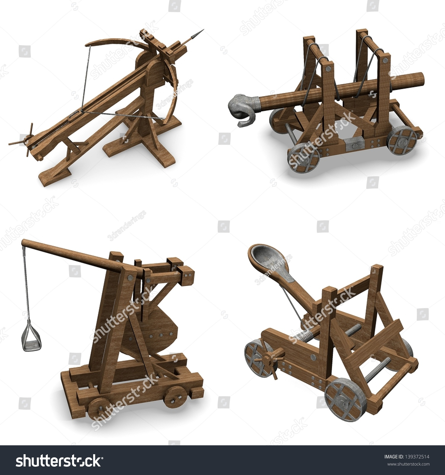 ancient siege weapons Weapons the most iconic siege weapons of all time richard rowe  item  image lantern shield falling to #25the most iconic ancient and medieval  weapons.