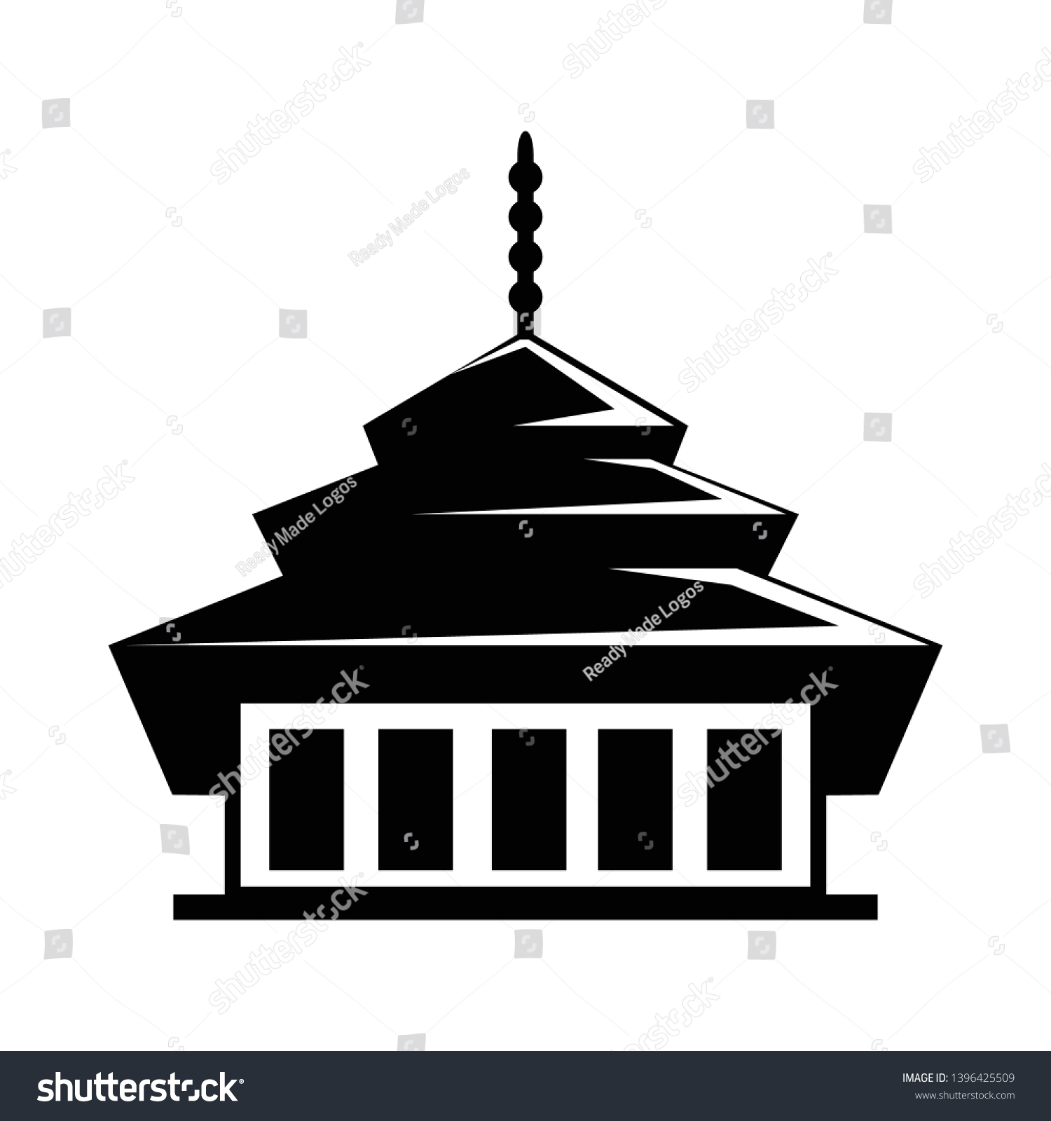 gedung sate landmark building bandung west stock vector royalty free 1396425509 https www shutterstock com image vector gedung sate landmark building bandung west 1396425509
