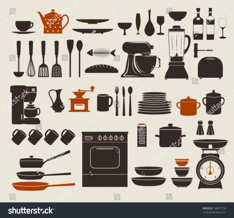 List Of Kitchen Utensils A To Z. Kitchen Utensils Names In