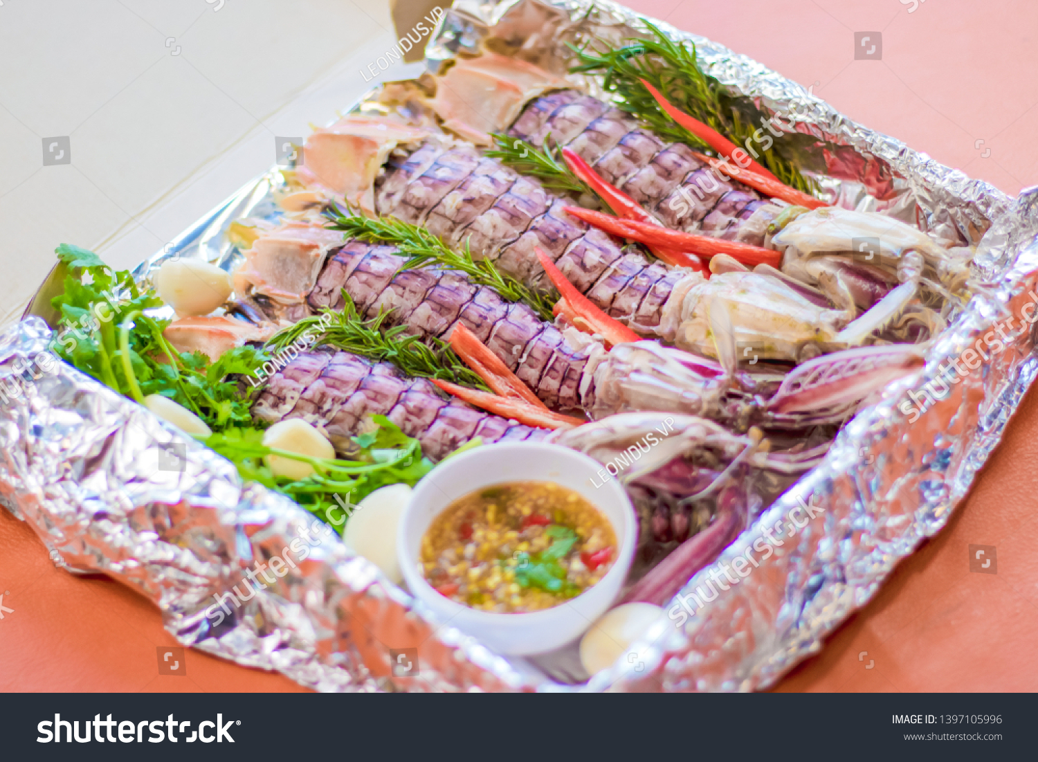 Crayfish Seafood Delivery Box Food ...