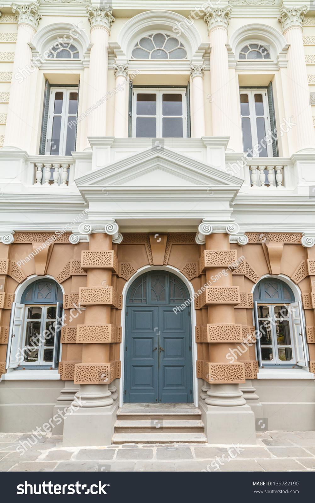 Door window european style grand palace stock photo for European style windows