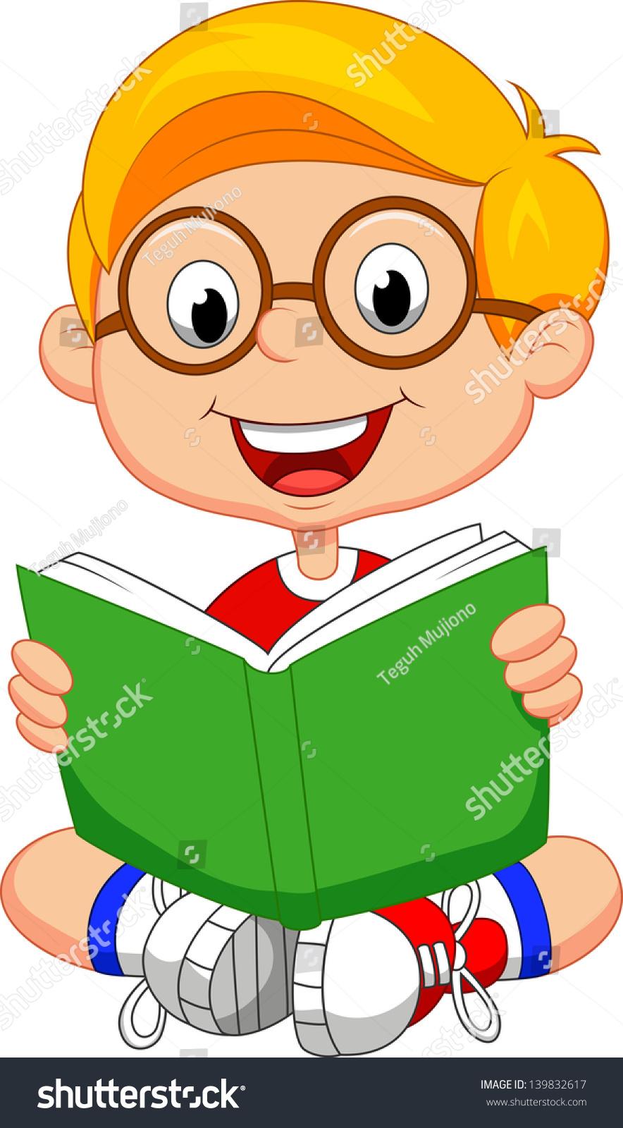 Similiar Reading A Book Clip Art Vector Keywords