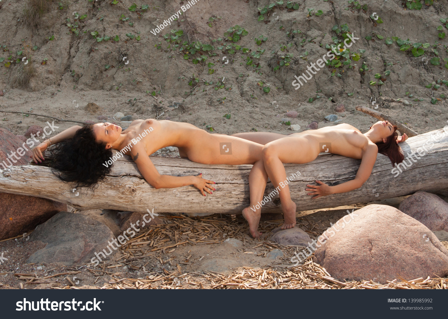 Phrase very Naked women sunbathing on beach can help