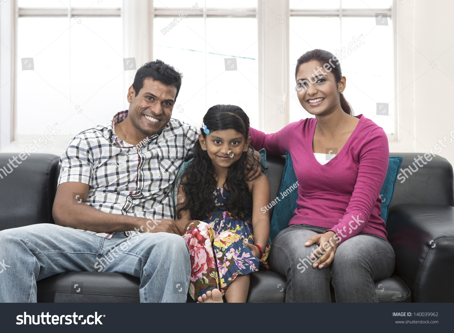 Happy Indian Family At Home With There Child Sitting On  : stock photo happy indian family at home with there child sitting on sofa 140039962 from shutterstock.com size 1500 x 1101 jpeg 524kB